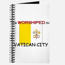 I'm Worshiped In VATICAN CITY Journal