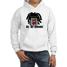 Riyah-Li Designs We Be Jammin Hoodie