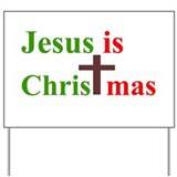 Jesus Yard Signs
