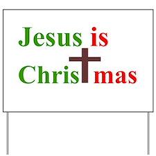 Jesus is Christmas