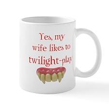 Yes, my wife likes to twiligh Mug