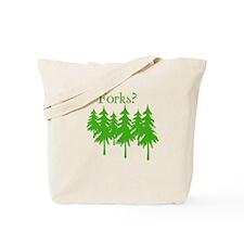 Forks? Tote Bag