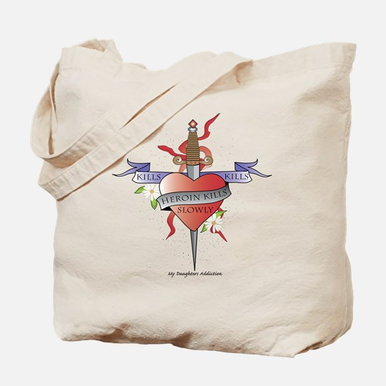 Cute Heroin Tote Bag