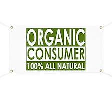 Organic Consumer Banner