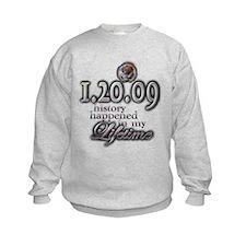 1.20.09 history - Sweatshirt