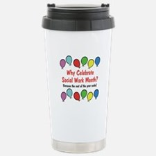 Why Celebrate SWM Travel Mug