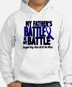 My Battle Too 1 BLUE (Father) Hoodie