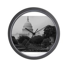 Washington DC Wall Clock