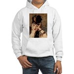 Woman Hooded Sweatshirt