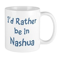 Rather be in Nashua Mug