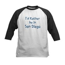 Rather be in San Diego Tee