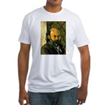 Self Portrait Fitted T-Shirt