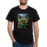 Buuilding Landscape Dark T-Shirt