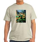 Buuilding Landscape Light T-Shirt