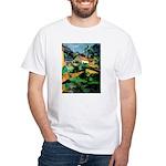 Buuilding Landscape White T-Shirt