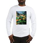 Buuilding Landscape Long Sleeve T-Shirt