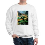 Buuilding Landscape Sweatshirt