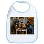 Card Players Bib