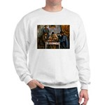 Card Players Sweatshirt