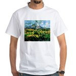 Mt. San Victoire White T-Shirt