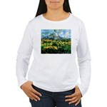 Mt. San Victoire Women's Long Sleeve T-Shirt