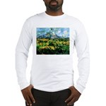 Mt. San Victoire Long Sleeve T-Shirt