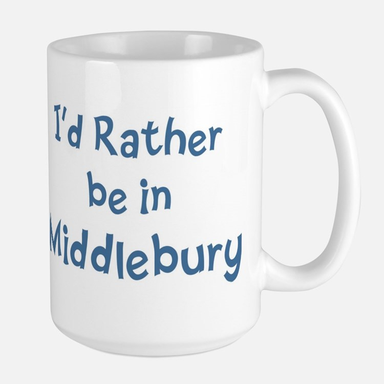 Rather be in Middlebury Mug