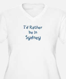 Rather be in Sydney T-Shirt
