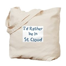 Rather be in St Cloud Tote Bag