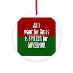 Spitzer for Xmas Ornament