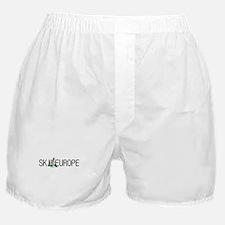 TOP Ski Europe Boxer Shorts