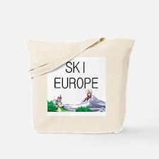 TOP Ski Europe Tote Bag