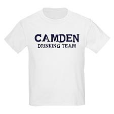 Camden drinking team T-Shirt