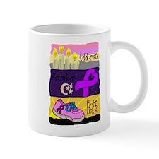 Celebrate, Remember and Fight Mug