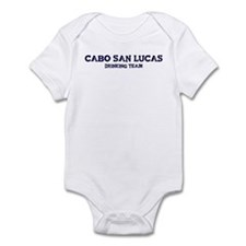 Cabo San Lucas drinking team Infant Bodysuit