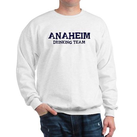 Anaheim drinking team Sweatshirt