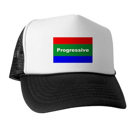 Progressive Trucker Hat