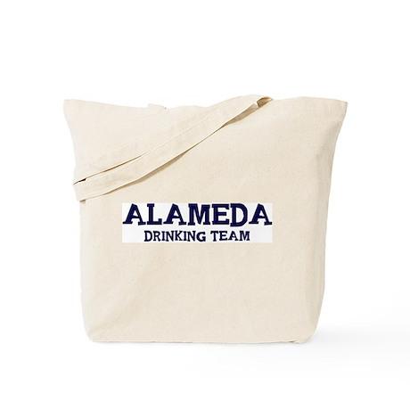 Alameda drinking team Tote Bag