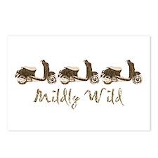 Mildly Wild Postcards (Package of 8)