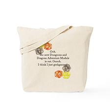 Geekgasm Tote Bag