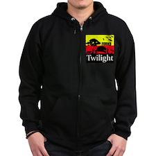 Forks, Twilight Zip Hoodie