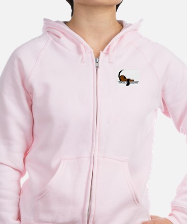 All New Reasons to be a Vet. Zipped Hoody
