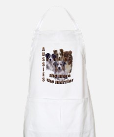 Many Aussies BBQ Apron