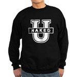 Naked University Sweatshirt (dark)