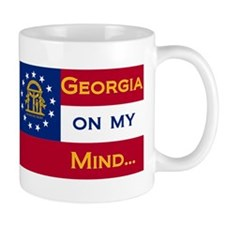 Georgia on my mind Mug