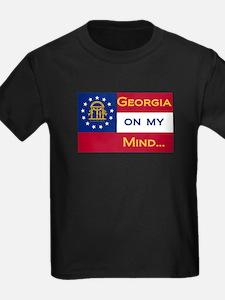 Georgia on my mind T