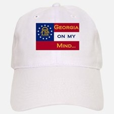 Georgia on my mind Baseball Baseball Cap