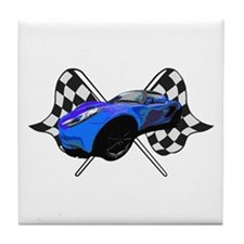 Lotus Racing Tile Coaster