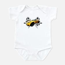 Lotus Racing Infant Bodysuit