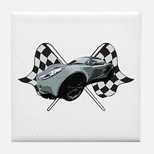 Lotus Racing Tile Coaster